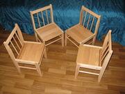 детские стулья, очень удобные для малышей