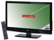 Телевизор 24' AEG CTV 2404 Цена 2525грн