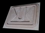 Изготовление форм для термовакуумной формовки