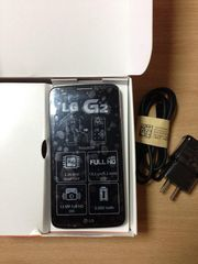Смартфон LG G2 32GB (Black)