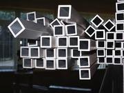 Труба нержавеющая профильная 10х10х1 10*10*1, 2 10х10х1, 5 304 зеркальная матовая AISI 201