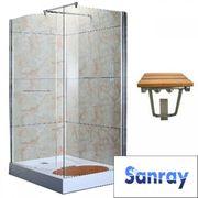 Интернет-магазин Sanray,  большой выбор ванн,  душевых кабин,  смесителей