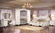 Эксклюзивная классическая мебель для спальни.
