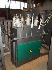 Підстанції трансформаторні комплектні КТПМ 25-250/10(6)/0, 4 кВА.