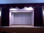 Одежда сцены для театров и актовых залов.
