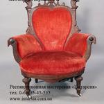 Реставрация кресел, стульев в Харькове