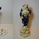 Реставрация керамики, фарфора, стекла.Харьков