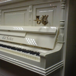 Реставрация пианино, фортепиано в Харькове