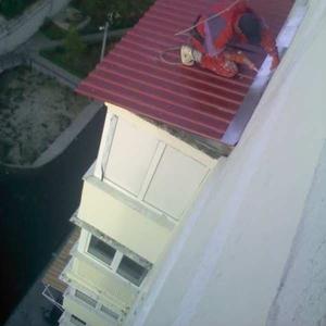 Кровельщики. Ремонт крыш и козырьков балконов.