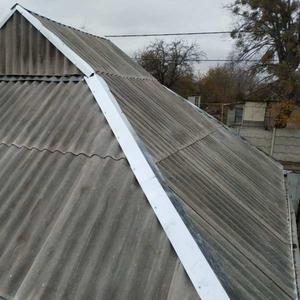 Мелкий ремонт шиферной крыши Харьков