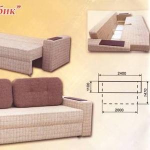 Производитель реализует мягкую мебель
