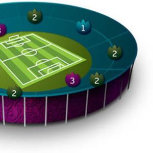 Продам билет на ЕВРО 2012