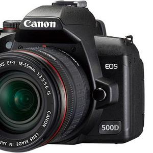 Продам Canon EOS 500D