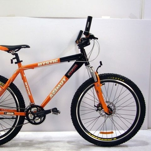 Продам горный алюминиевый велосипед  MYSTIC B+ 26