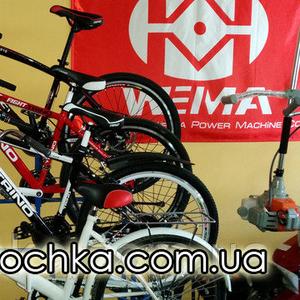 Новогодняя акция! Велосипеды TRINO цена от 1999 грн.