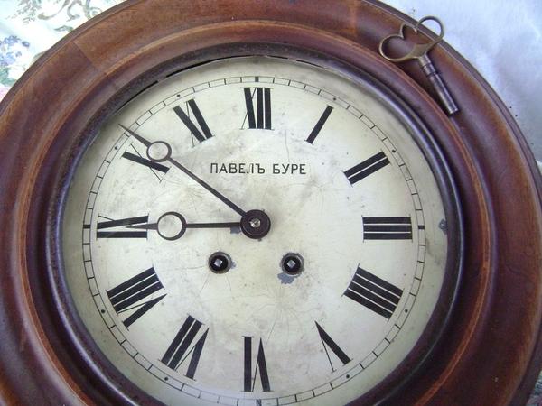 Реставрация корпусов часов в Харькове 6