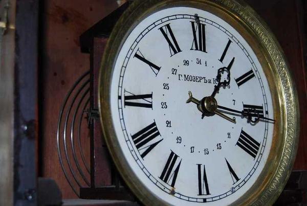 Реставрация корпусов часов в Харькове 7