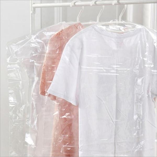 Чехлы для одежды прозрачные 2
