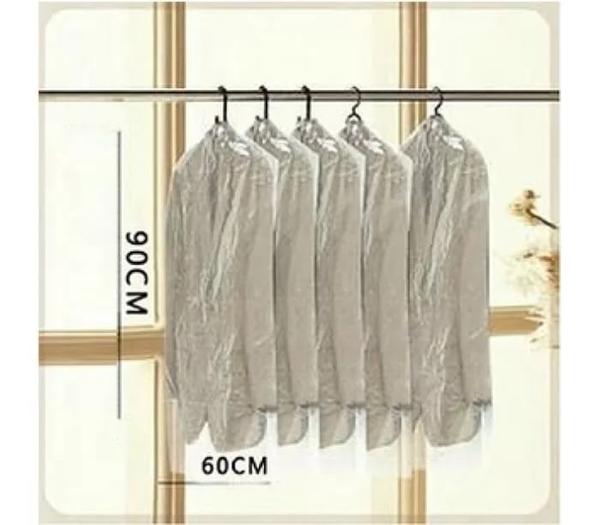 Чехлы для одежды прозрачные 3