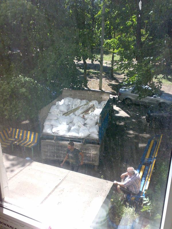 Демонтаж сантехкабин, блоккомнат под ключ с вывозом Харьков 6