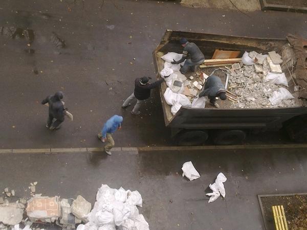 Демонтаж сантехкабин, блоккомнат под ключ с вывозом Харьков 7