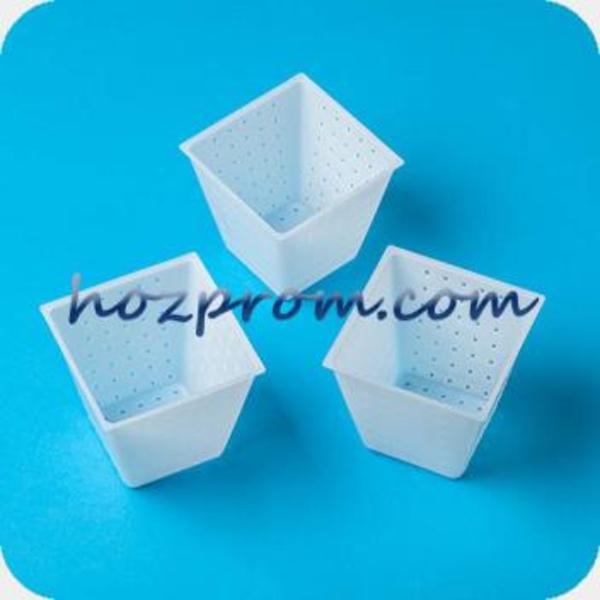 Форма для сыра Пирамидка Приготовление домашнего сыра из молока 3