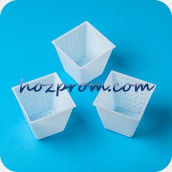 Форма для сыра Пирамидка Приготовление домашнего сыра из молока 4