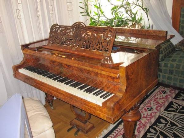 Реставрация пианино, фортепиано в Харькове 2