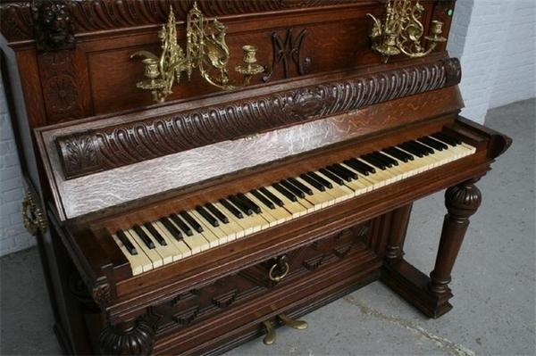 Реставрация пианино, фортепиано в Харькове 3