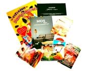 Буклеты,  календари,  каталоги