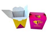 Упаковка для доставки еды 300мл., 500мл.