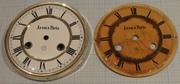Реставрация циферблата часов