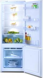 Холодильник 2 камеры NORD FRB 537-010 открывается в разные стороны