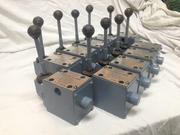 Комбайн КСП-32 гидравлика гидрораспределитель ВММ10.34Ф,  РММ10.3.34Ф