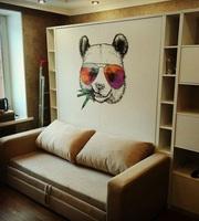 Шкаф-кровать для детской комнаты